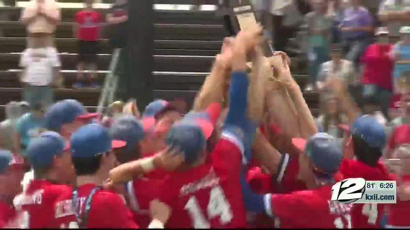 Silo wins class 2A baseball state title