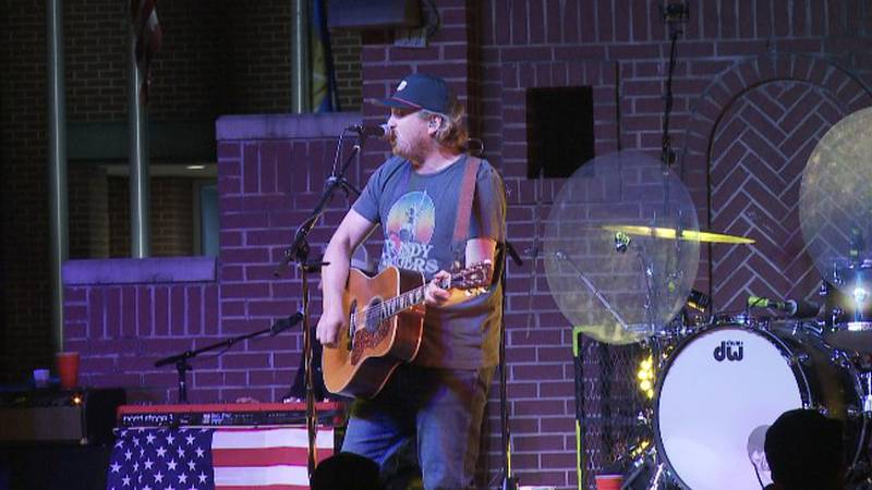 William Clark Green performs week 5 of Durant's fall concert series