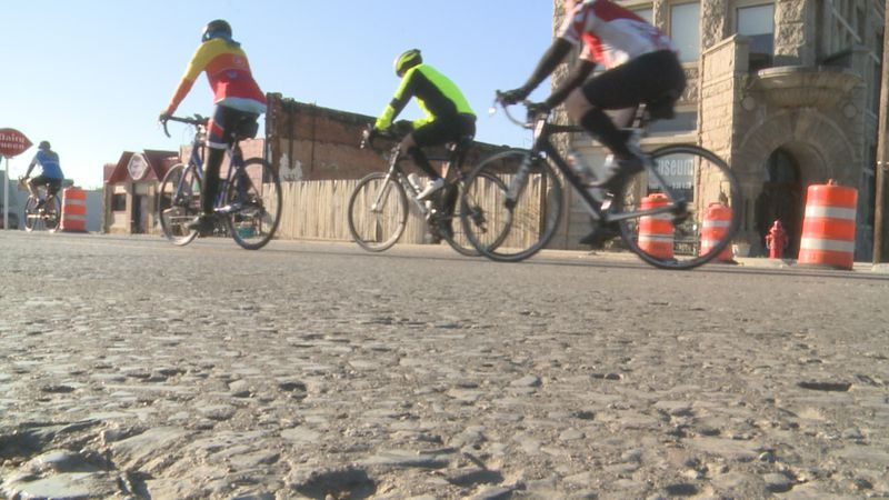 Bicycle aficionados from all over the U.S. travel to Tishomingo to be apart of the 34th annual...