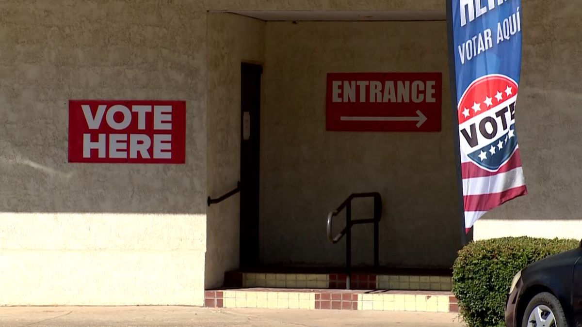 Early voting for State Senate District 30 is underway, and election day is next Tuesday.