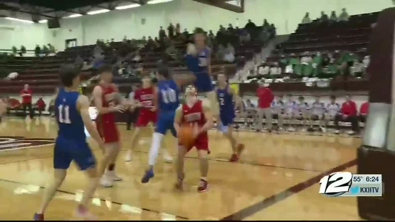 Kingston-Christian Heritage Boys Hoops Highlights