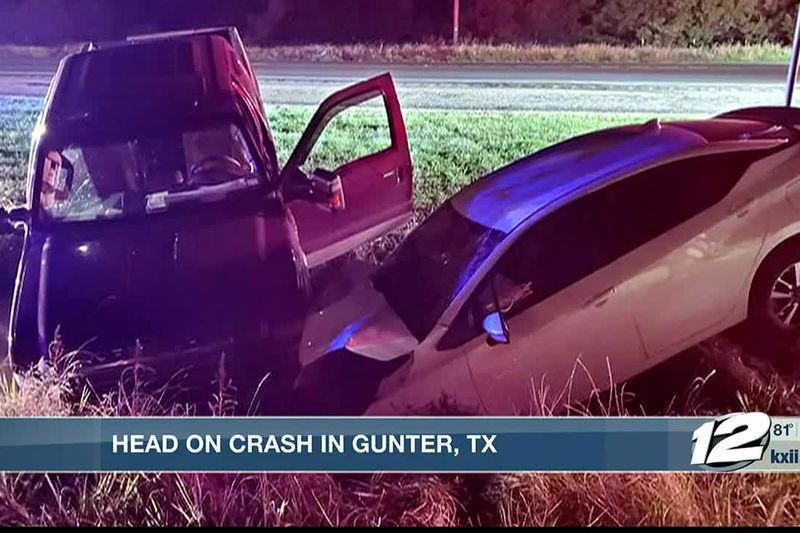 They say a sedan was headed northbound and attempted to pass another vehicle, when a pickup...