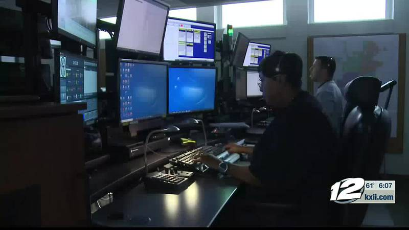 The final steps towards upgrading one Texoma region's emergency communications software are...
