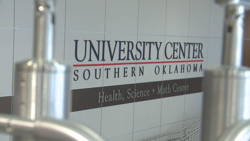 To avoid bankruptcy, University Center of Southern Oklahoma board of trustees approved a merger...