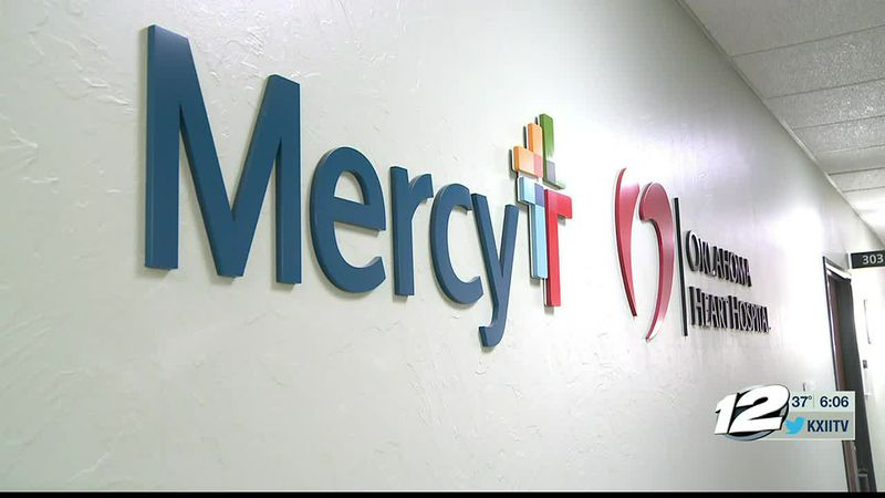 Mercy Hospital in Ada among first in region to get the covid-19 vaccine.