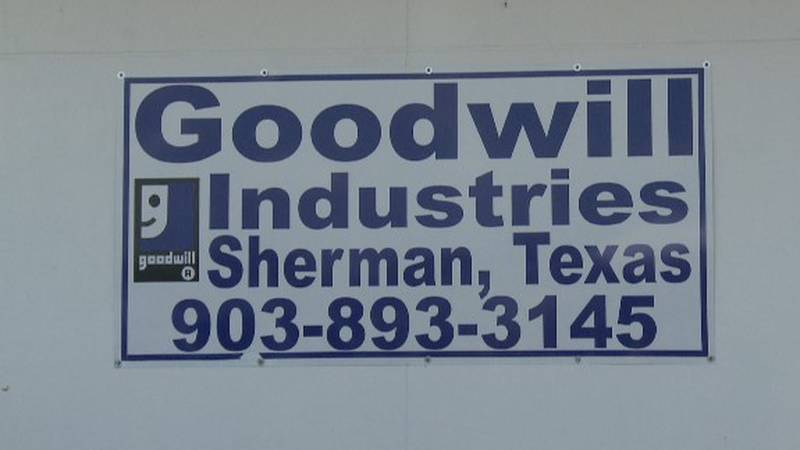 With schools starting soon Goodwill Industries in Sherman held their 3rd annual Back to School...