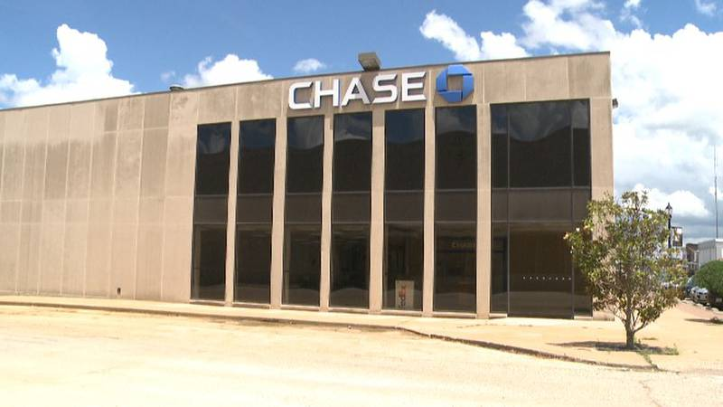 Chase Bank announced they plan to close the Denison branch this fall.