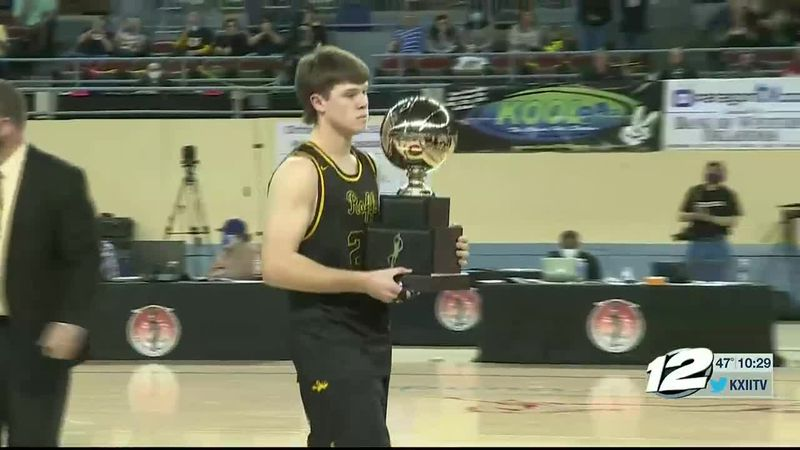 Roff-Varnum Boys Hoops Highlights