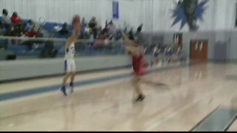 Van Alstyne-Melissa Boys Hoops Highlights