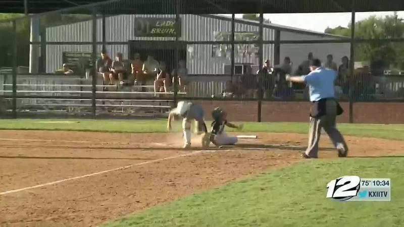 Lone Grove-Caddo Softball Highlights