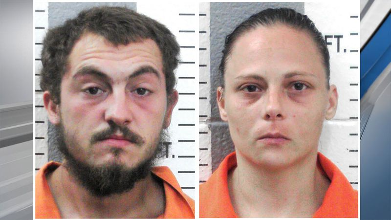 James Daren Smith and Shannon Michelle Smith are both charged with murder in the death of a...