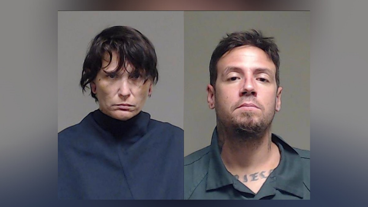 Donna Grabowski, 41, (left) and Roland Grabowski, 42, (right) is shown in an undated photo...