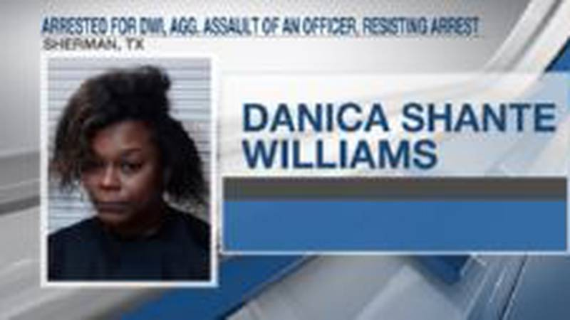 An Arlington woman was arrested for driving while intoxicated early Wednesday morning in...