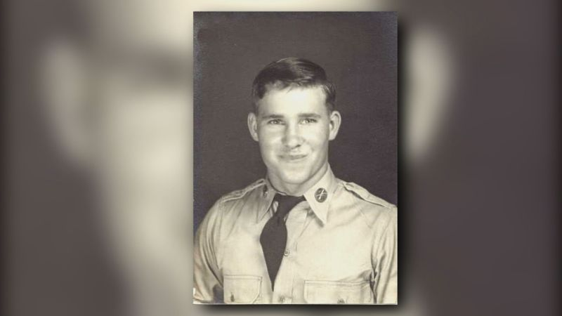 A Korean War veteran has returned home after being reported missing 70 years ago.