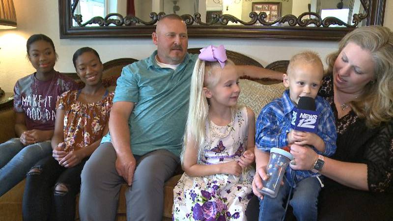 The Arms family shares their experience in fostering, when they expect their family to grow...
