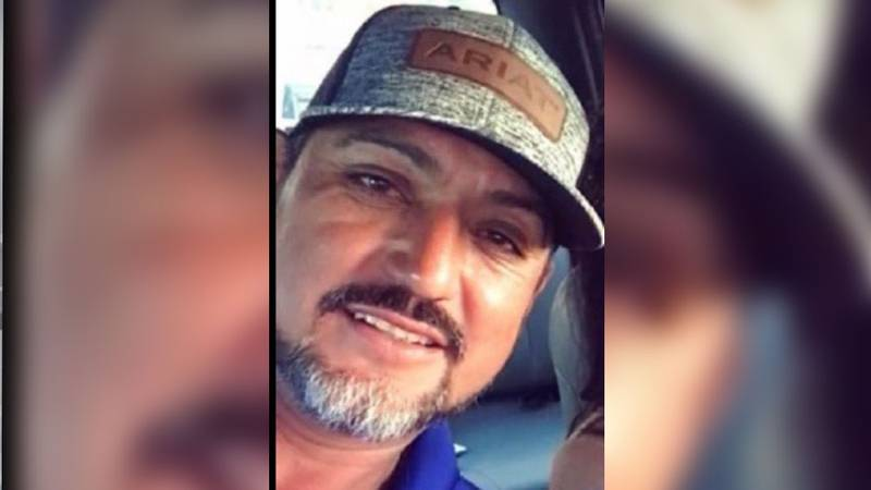 Two people have been arrested in the shooting death of Juan Manuel Rosas, 43, who was found in...