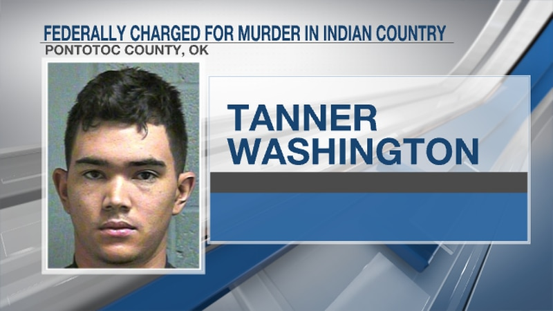 26-year-old Tanner Washington is federally charged for supposedly murdering his 17-year-old...