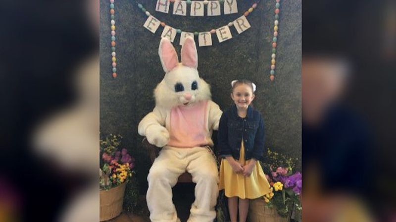 Addie Kate Colvard loved holidays, especially Easter. That's why her family took over the...