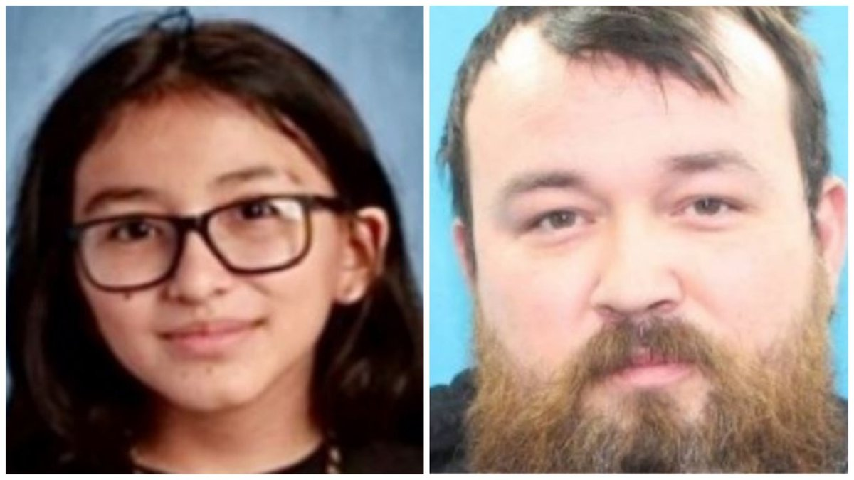Authorities believe Rosemary Singer, 10, is with her father Ronald Singer, 35.