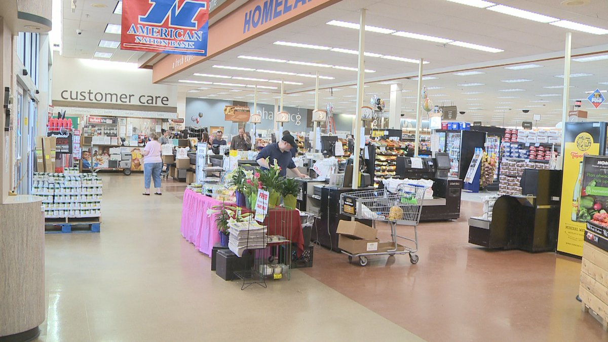 Homeland grocery store in Ardmore is adding new policies to flatten the COVID-19 curve.