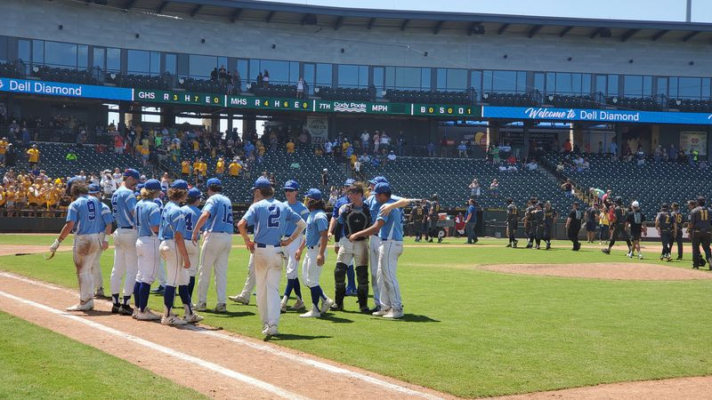 The Gunter Tigers baseball season ended with a 4-3 loss to Malakoff in the state semifinals.