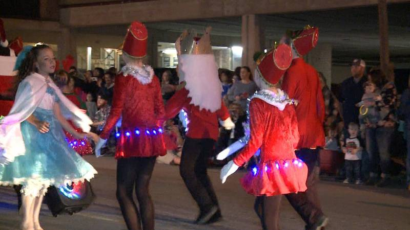 KXII is partnering with the City of Sherman to bring you a livestream of this year's Christmas...