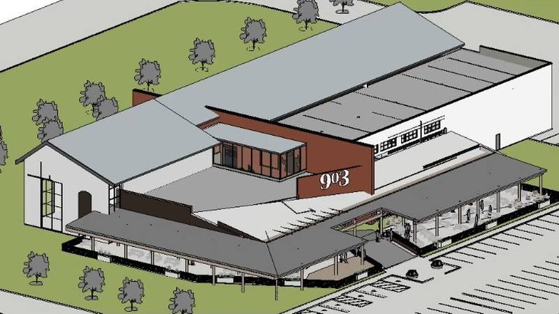 903 Brewers new location has been approved by the Sherman City Council at Monday nights meeting