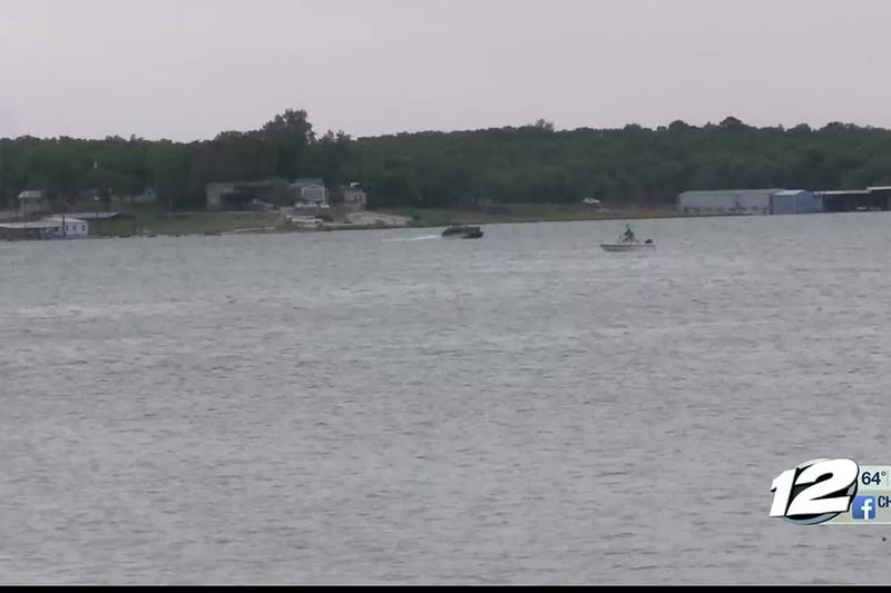 Lake Texoma water levels are right about where they need to be this time of year with...