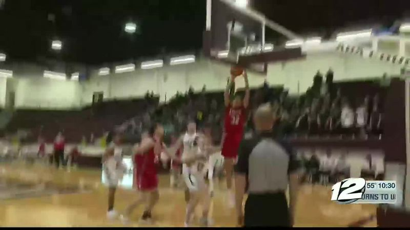 Kingston-Jones Boys Hoops Highlights