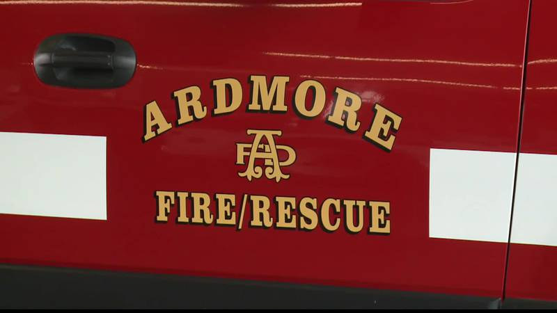 Ardmore Fire Department requests new thermal cameras