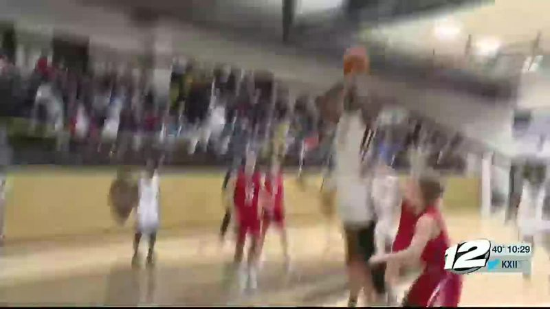 Durant-Hugo Boys Hoops Highlights