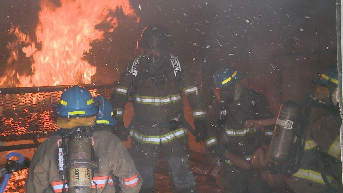 Firefighter Training Program offered at Pontotoc ...