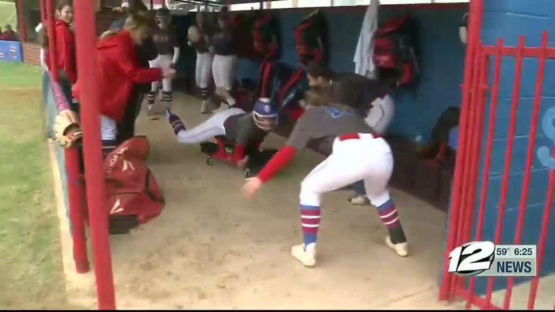 Colbert-Silo Softball Highlights