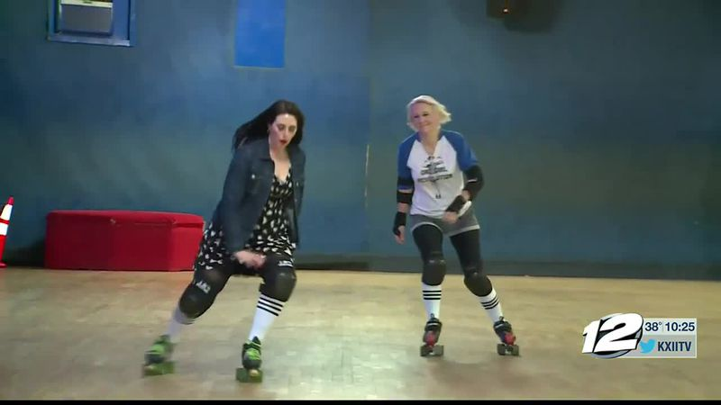 Lindsey Manley and Missy Weaver are starting a new women's roller derby league in Sherman.