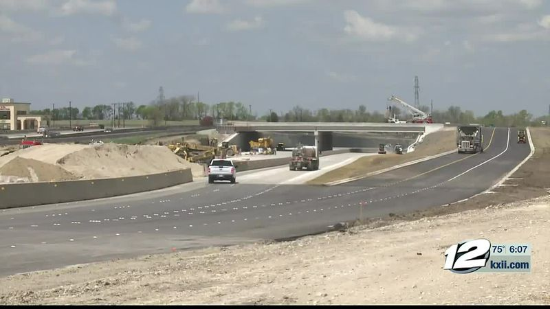 A heads up for drivers in Sherman, the US Highway 75 improvement project continues and more...
