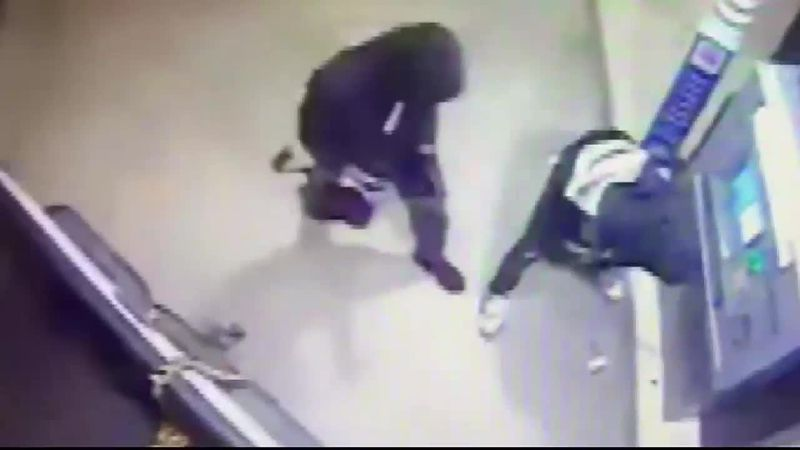 Local law enforcement agencies are teaming up with the FBI after a string of attempted ATM...
