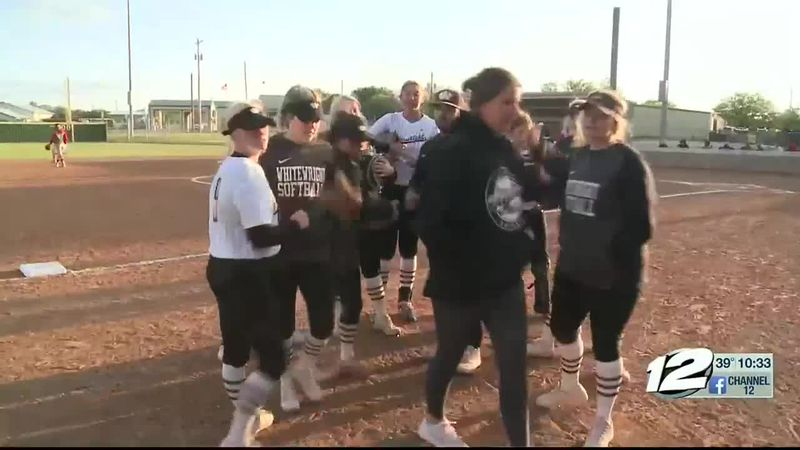 Pottsboro-Whitewright Softball Highlights