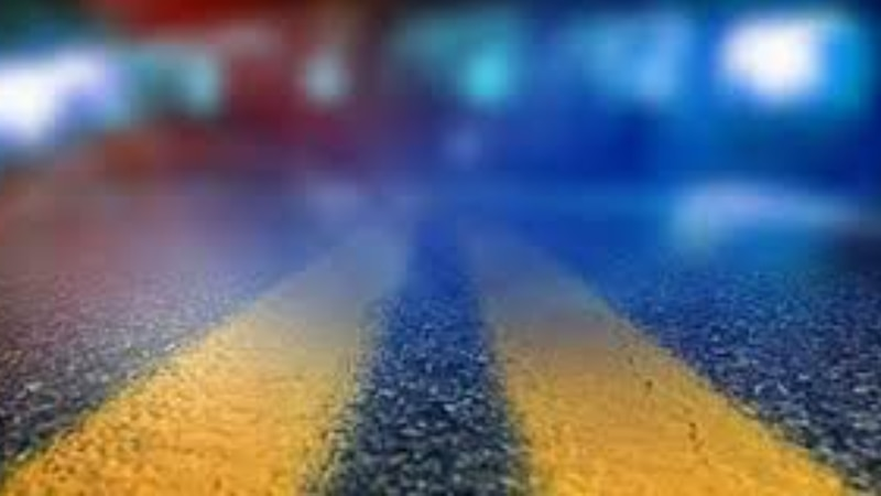 A Tishomingo man was killed in a one-vehicle wreck outside Ravia early Wednesday morning.