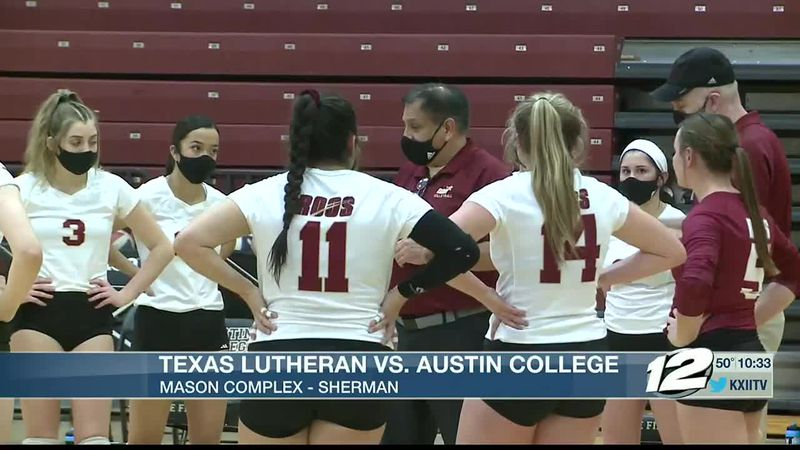 Texas Lutheran-Austin College Volleyball Highlights