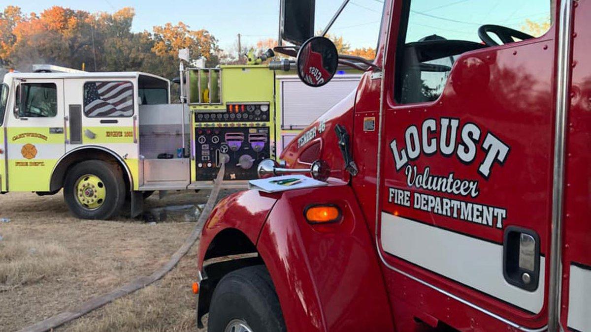 (Locust Community Volunteer Fire Department)