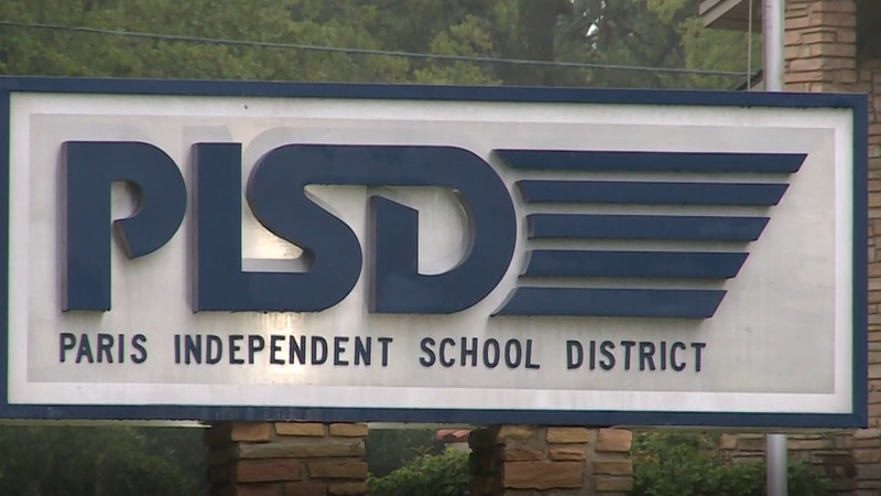 Thursday morning, almost 4,000 students walked into classrooms at Paris ISD, ready to learn...