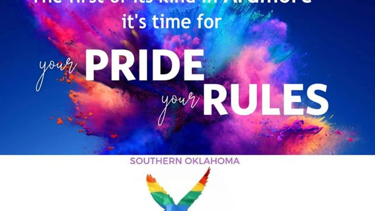 The city of Ardmore is holding its first-ever Pride event on Saturday.