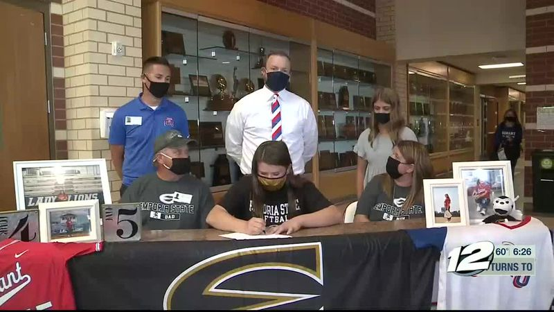 Durant's Kaler signs with Emporia St