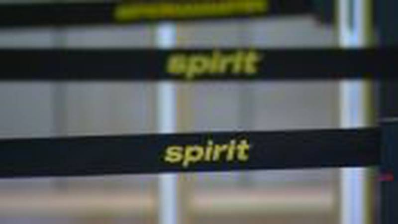 A Texoma family is stuck in Mexico tonight after they were kicked off a Spirit Airlines flight...