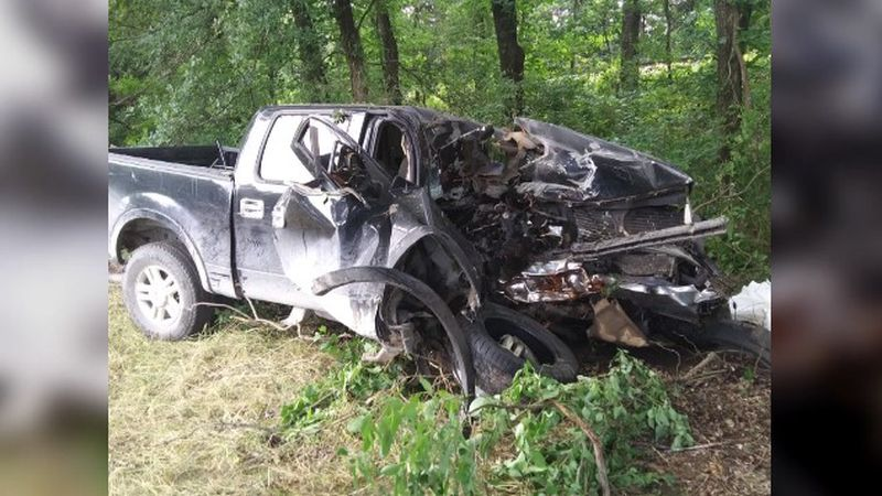 Bennington police said the crash happened sometime between Tuesday night and early Wednesday...