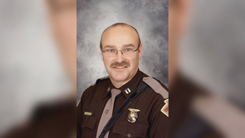 East Central University Honors a fallen Oklahoma Highway Patrol Captain Jeff Sewell after he...