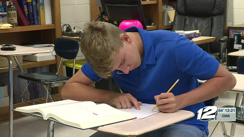 A+ Athlete: Isaac McNutt, Antlers