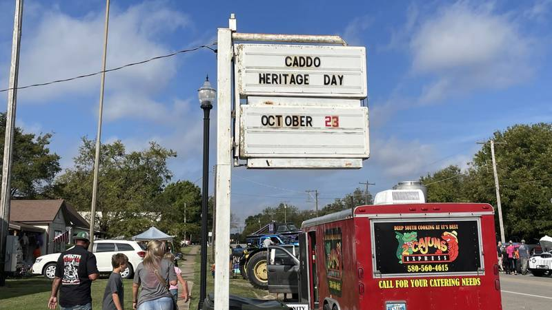 Town of Caddo celebrates 37th annual Caddo Heritage Day